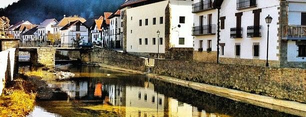Ochagavia is one of Reyno de Navarra, Tierra de Diversidad.