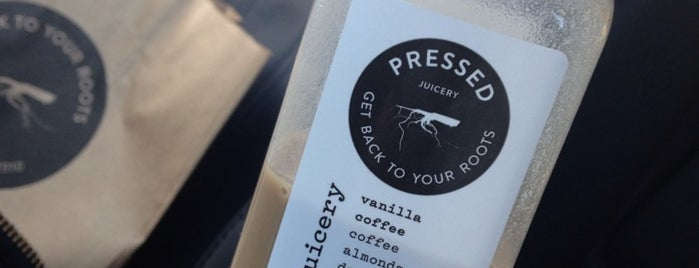 Pressed Juicery is one of Great Food in Silicon Valley.
