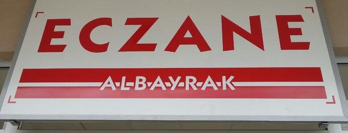 Albayrak eczanesi is one of Pendik Eczaneleri.