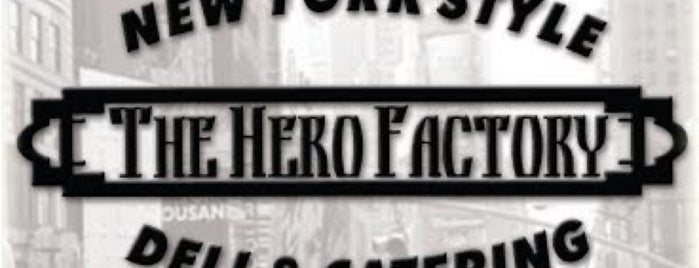 The Hero Factory is one of Christinaさんのお気に入りスポット.