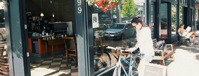 Commercial Street Cafe is one of Vancouver.