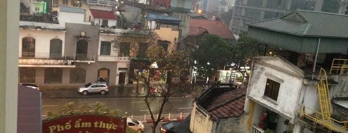 Hanoi Sky Hotel is one of Hanoi.