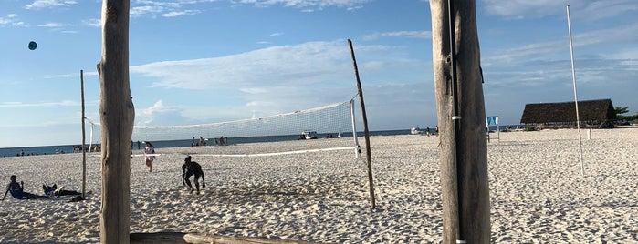 mocco beach villa kendwa is one of Tempat yang Disukai Cristi.