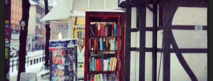 Bücherschrank (öffentlich) Laurentiusplatz is one of Givebox / Bücherschrank.