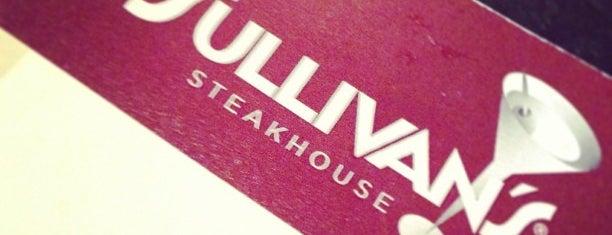 Sullivan's Steakhouse is one of สถานที่ที่ JASON ถูกใจ.