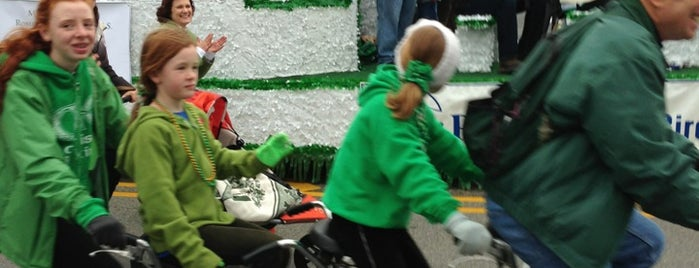 South Side Irish St Patrick's Day Parade is one of favorites 1.