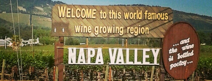Napa Valley is one of Napa Valley Favorites.