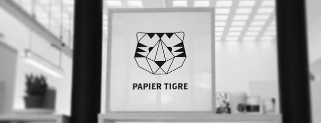 Papier Tigre is one of PARIS.