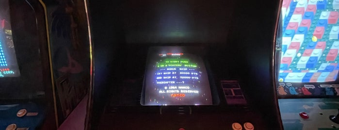 Freeplay Bar & Arcade is one of Providence.