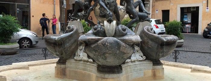 Fontana delle Tartarughe is one of ROME.