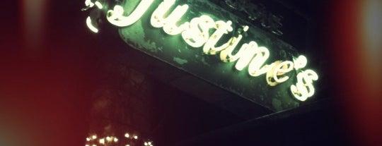 Justine's Brasserie is one of Best Austin Restaurants.