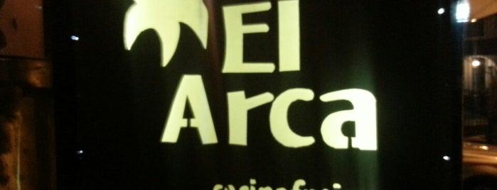 El Arca is one of สถานที่ที่บันทึกไว้ของ Miguel.