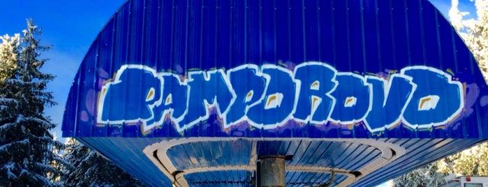Pamporovo is one of Orte, die Deniz gefallen.