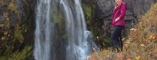 Victoria's Pigtail Waterfall is one of Deniz 님이 좋아한 장소.