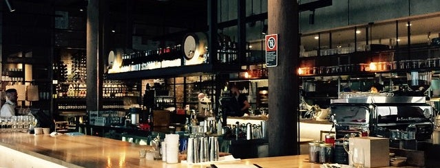 Nomad Restaurant is one of AUSTRALIA.