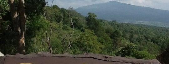 Phu Ruea National Park is one of ขอนแก่น, ชัยภูมิ, หนองบัวลำภู, เลย.