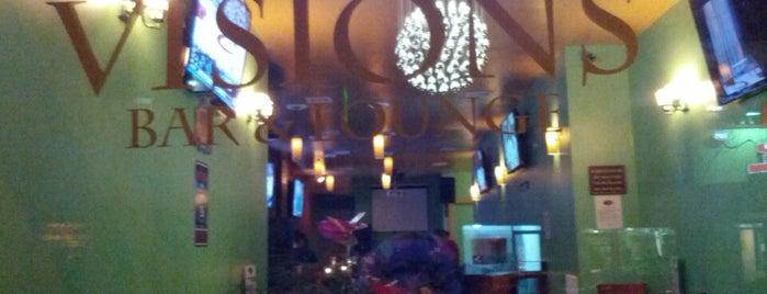 Visions Bar & Lounge is one of Terrance: сохраненные места.