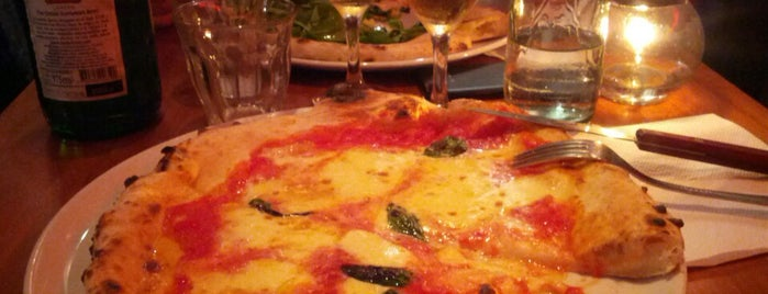 Siamo Nel Forno is one of Hipster Food @ Baires.