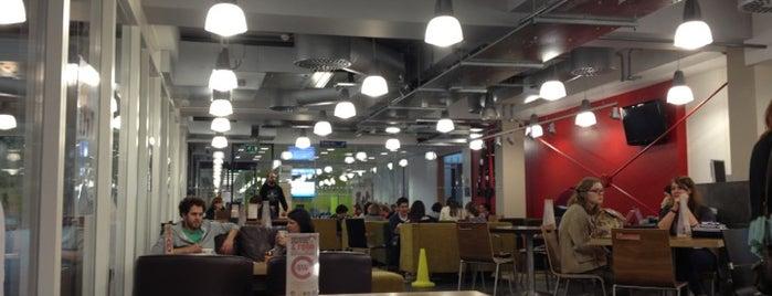 4W Café is one of Lugares favoritos de Manuel.