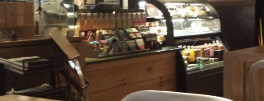 Starbucks is one of Rob's Liked Places.