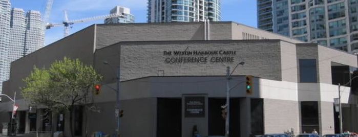 The Westin Harbour Castle, Toronto is one of Lieux qui ont plu à Nadia.