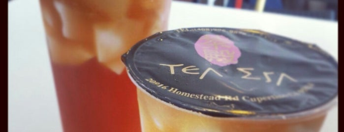 Tea Era is one of South Bay Area.