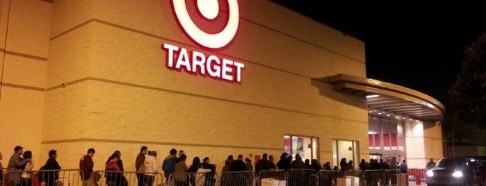 Target is one of Los Angeles.
