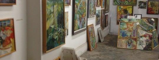 Gallery 25 is one of Art Galleries.