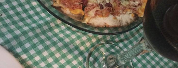 Pizzaria Alcateia is one of Carlo 님이 좋아한 장소.