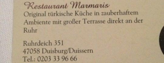 Marmaris is one of HotSpot Ruhryork.