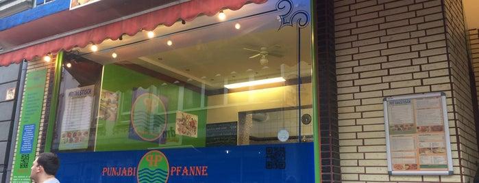 Punjabi Pfanne is one of Duisburg Vegan.