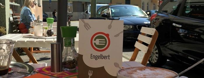 Café Engelbert is one of HotSpot Ruhryork.