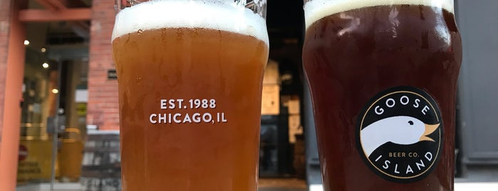 Goose Island Brewhouse is one of Toronto.