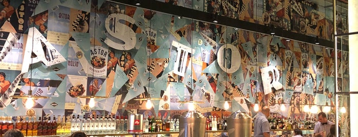 Bar Astor is one of São Paulo | Já fui.