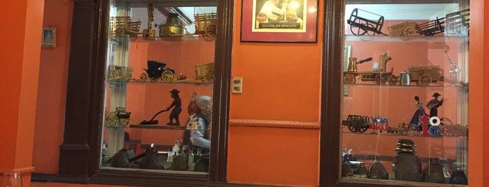 Restaurant La Carreta is one of Lugares guardados de Luis.
