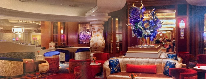 Baccarat Bar is one of Best Bars in the U.S..