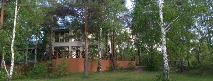 Кордон лесника is one of Рестораны.