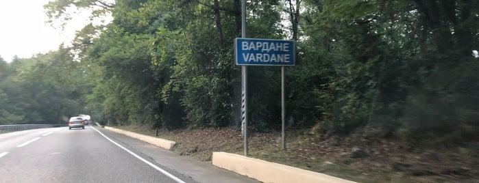 Вардане is one of Orte, die Pavel gefallen.