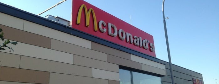 McDonald's is one of Tobias's Liked Places.