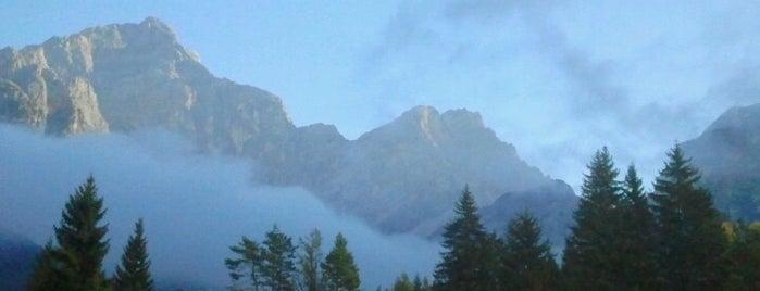 Cortina d'Ampezzo is one of Posti che sono piaciuti a DINCANTO.