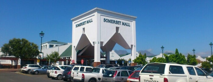 Somerset Mall is one of South africa.