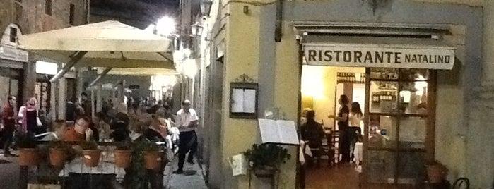 Natalino Wine Bar is one of FIRENZE AT NIGHT.