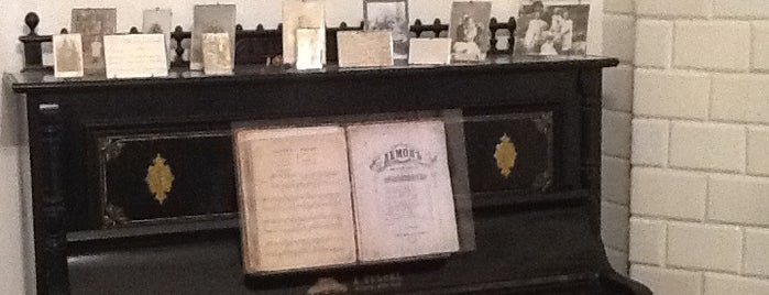 Літературно-меморіальний музей Булгакова / Bulgakov's Museum is one of November Weekend.