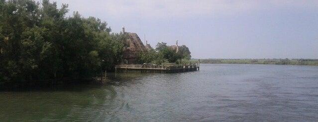 Casone (Laguna) is one of Laguna Grado.