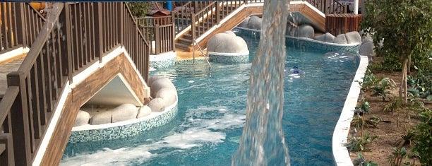 Wahooo Waterpark Bahrain is one of Bahrain.