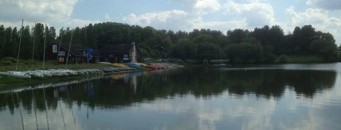 Lac des varennes is one of Lieux qui ont plu à Patrick.