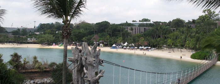 Palawan Beach is one of Singapura.