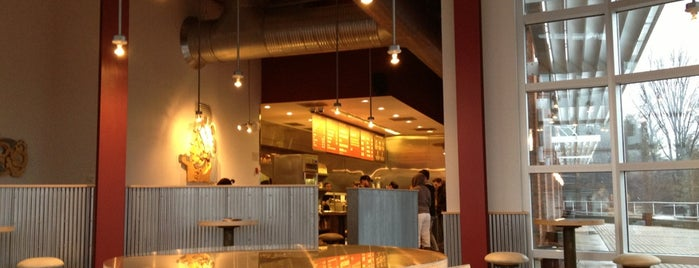 Chipotle Mexican Grill is one of Lieux qui ont plu à Josh.