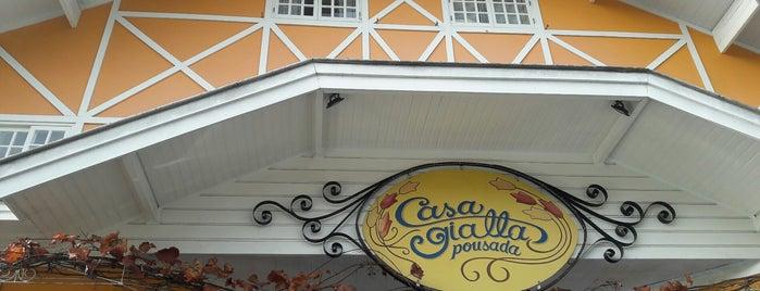 Pousada Casa Gialla is one of Hotel.