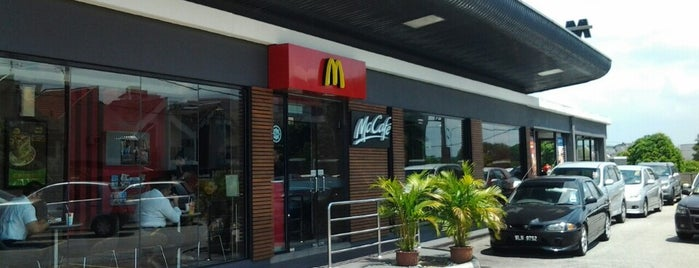 McDonald's & McCafé is one of Biel 님이 좋아한 장소.